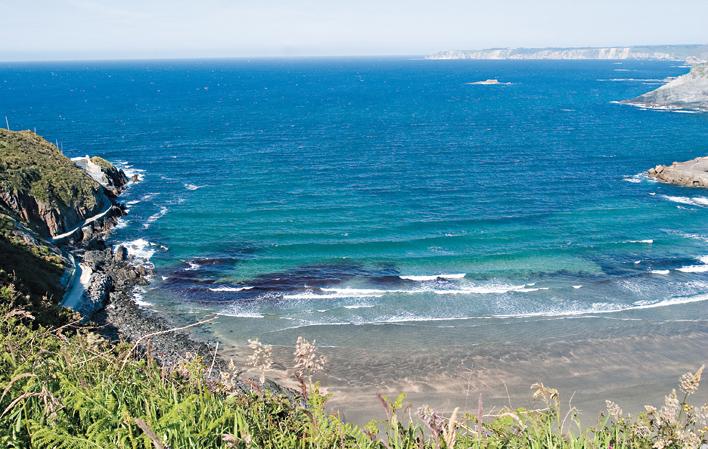 Playa de Salinas/3ª de Luarca