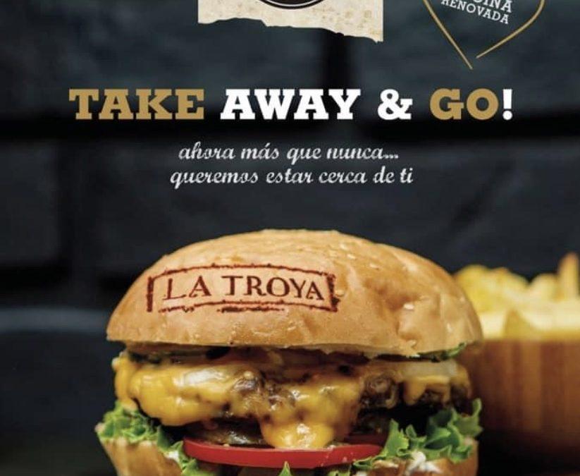Cafetería La Troya